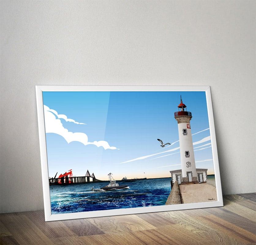 affiche-saint-nazaire-phare-ouest